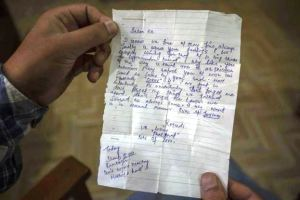 Lockdown Letters: When Obsolete Practice Saved the Situation in Kashmir