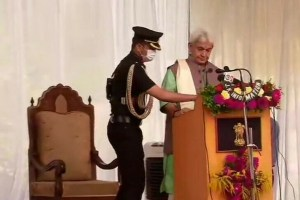 Manoj Sinha Takes Oath as New LG of Jammu and Kashmir