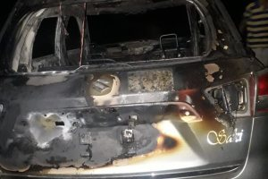 TA Soldier From Shopian Abducted in Kulgam, Vehicle Burnt Down