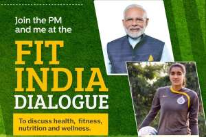 J&K Woman Footballer To Interact With PM Modi In FIT India Dialogue