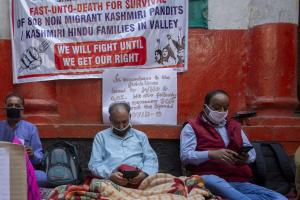 KP Leader's Fast-Unto-Death Stir Enters 9th Day
