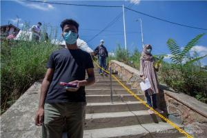 'Bumpy Ride' in Viral Times 'Writing-Off' JEE-NEET Exams in Kashmir