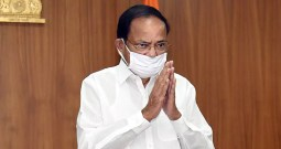 VP Naidu Tests Positive for COVID-19