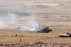 Azerbaijan, Armenia Reject Peace Talks As Karabakh Conflict Zone Widens