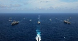 Malabar Naval Exercise To Take Place From Nov 3-6 In Bay Of Bengal