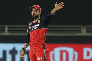 IPL 2020: Kohli Inadvertently Applies Saliva On Ball