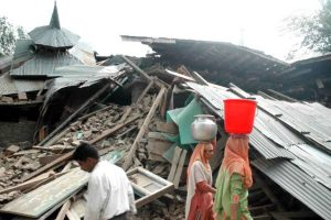 Unlearnt Lessons: On 8th October 2005 Earthquake
