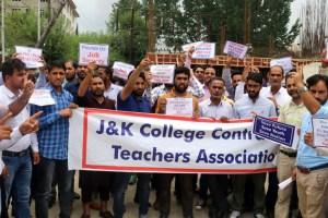 Junked as 'Surplus', Teachers Becoming Tillers in Kashmir