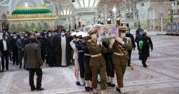 Iran Buries Slain Nuclear Scientist, Promises Retaliation