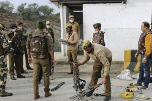 Shootout On Kashmir Highway: India Briefs Foreign Envoys