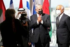 Netanyahu Greets Passengers As First UAE Flight Lands In Israel