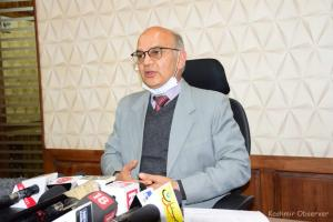 SEC Says Candidates in Kashmir Not Barred From Canvassing