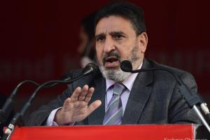 Bukhari: Fall of PAGD Started 'Swiftly Than Anticipated'