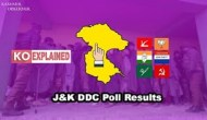 KO Explained: J&K DDC Poll Results