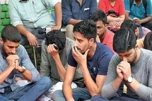 'It's Becoming Harder Day by Day': Campus Life Outside Kashmir