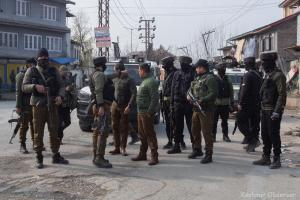 Two Cops Critically Injured In Srinagar Militant Attack