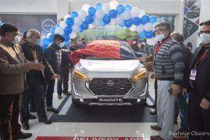 HK Nissan Srinagar Launches Nissan Magnite