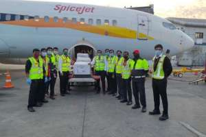 First Flight With Covid-19 Vaccines Lands In Delhi From Pune
