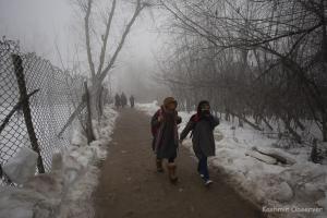 Cold Wave Intensifies In Kashmir As Minimum Temp Dips Further