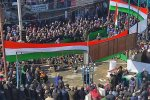 Tableau Row: Kargil Celebrates R-Day Separately