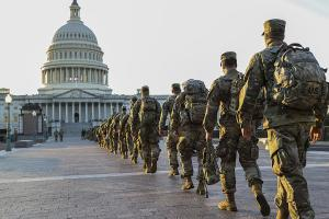 FBI Vets Troops Amid Fears Of Insider Attack During Inauguration