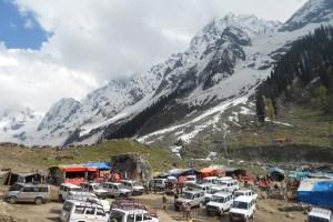 Uttarakhand Glacier Burst Shifting Focus on Kashmir's 'Melting Ice'