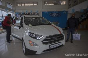 ECOSPORTS SE: Auto Wings Hyderpora Launches Special Ford Edition