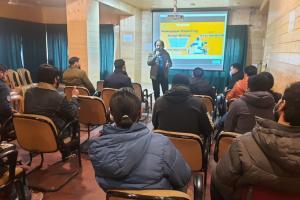 KPC Organises Workshop On Newspaper, TV Reporting