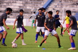With Only Pride At Stake, Real Kashmir Take On Punjab In I-League Today