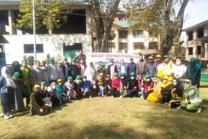 Govt College of Education Organises Trekking Programme