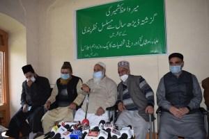 Ulema Conglomerate Demands Release Of Mirwaiz Umar