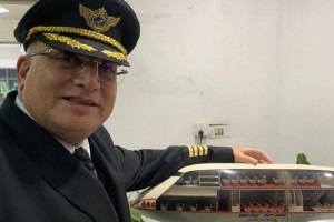 Meet Kapil Raina, The Kashmiri Pilot Who Enabled Flights To Medina