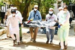 Tablighis Perform Last Rites Of 560 Covid Victims In Tirupati