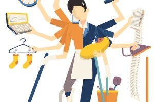 Double Whammy of Double Labour: Being a Working Woman During Pandemic