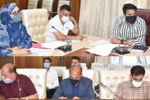 DLIC Clears 51 Cases Under 'Mumkin' Scheme In Srinagar