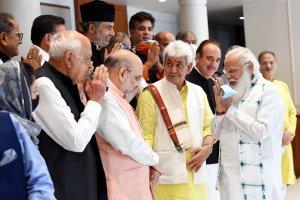 Want to Remove Dilli Ki Duri & Dil Ki Duri with J&K: PM Modi