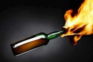 Petrol Bomb Hurled At Police Station Khanyar, No Injury Reported