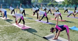 Sports Departments Celebrate 7th International Yoga Day Across Valley