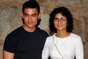 Aamir Khan, Kiran Rao Announce Divorce