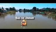 Bus on Jhelum