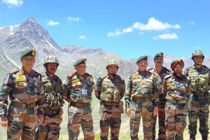 CDS Rawat Reviews Situation Along LOC In Ladakh