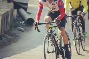 Cyclist Parwez Ahmad Chases Gold With Hopes On A Fundraiser Campaign