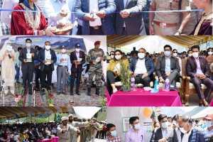 Govt Intends To Develop Gurez At Par With Other Destinations: Div Com