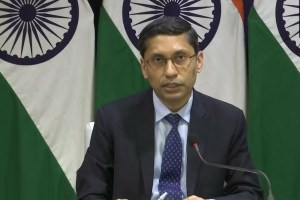 China's 'Provocative Behaviour' Disturbed Peace: India