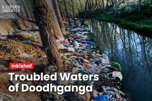 Troubled Waters Of Doodhganga