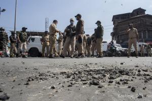 Grenade Attack in Busy Srinagar Market, 10 Civilians Injured