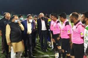 1st Positive Kashmir Knockout Championship Begins