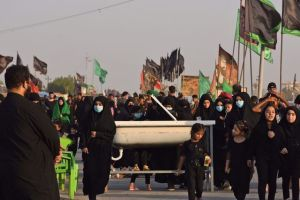 Over 14 Million Pilgrims Taking Part in Arbaeen Procession in Karbala