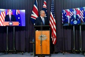 EU Says 'Not Informed' About New Australia-UK-US Alliance