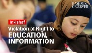 Violation of Right to Education, Information